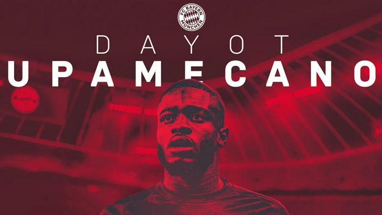 Bayern Munich confirm signing of Dayot Upamecano from RB Leipzig