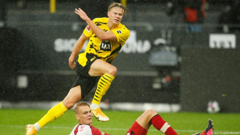 Ole Gunnar Solskjaer reveals he remains in touch with Erling Haaland