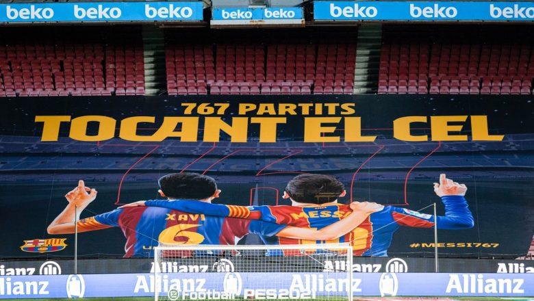 Xavi delivers verdict on Lionel Messi's Barcelona future