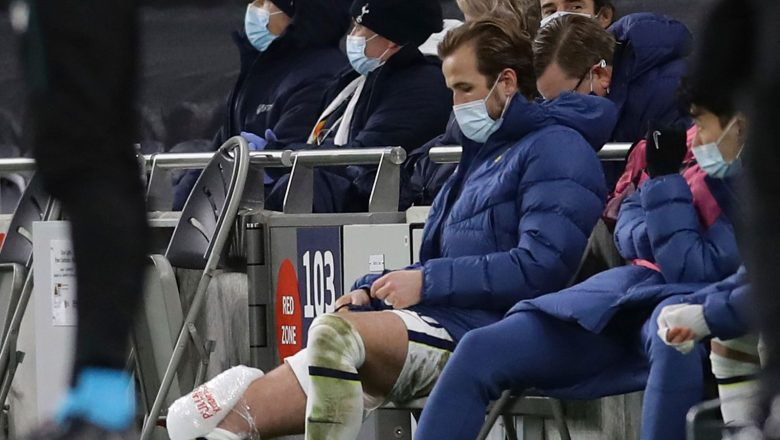 Jose Mourinho expects Harry Kane to be fit to face Arsenal