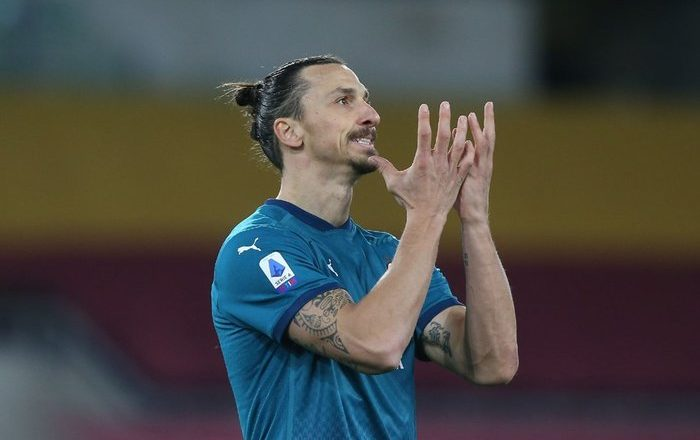 Zlatan Ibrahimovic expected to miss Man Utd first leg in Europa League