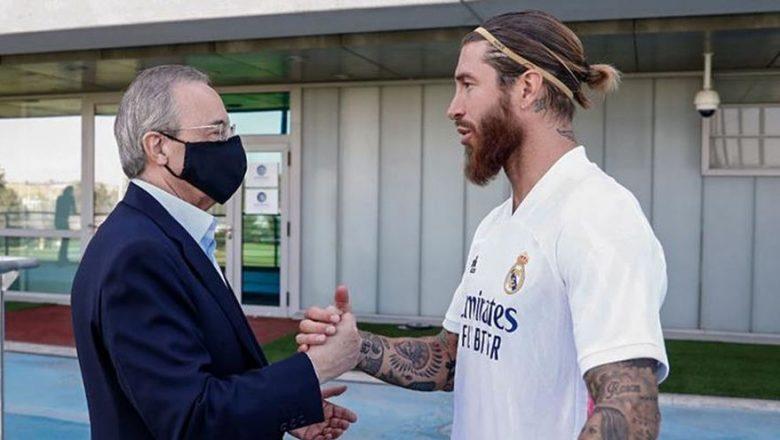 Real Madrid: Sergio Ramos contract talks fall apart
