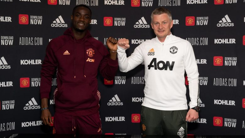 Manchester United star Eric Bailly signs new long-term deal