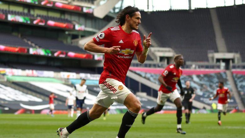 Solskjaer keeping 'fingers crossed' that Cavani stays at Man Utd