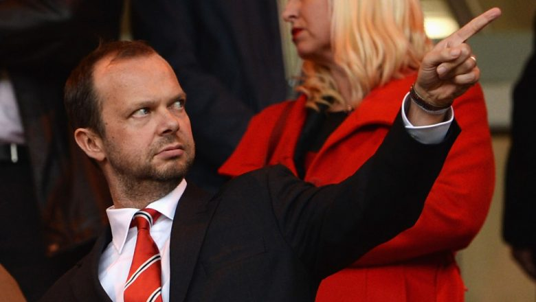 Manchester United confirm Ed Woodward's resignation