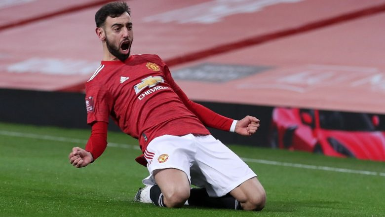 Bruno Fernandes insists Man Utd are made to win trophies