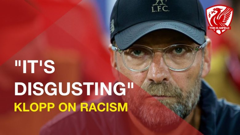 Klopp suggests players should cut out social media after racist abuse of Liverpool players
