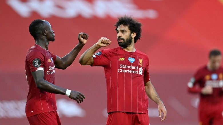 Salah concerned about his Liverpool future at Anfield
