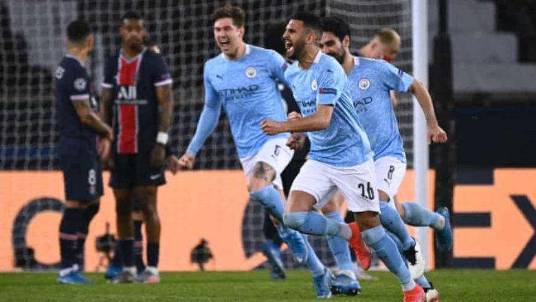 Manchester City 2-0 PSG: Cityzens reach their very first Champions League final