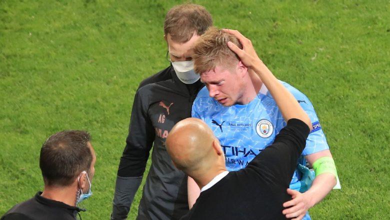 Roberto Martínez slams Rüdiger for De Bruyne injury