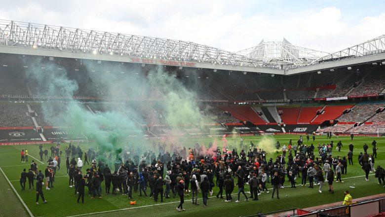 Man Utd vs Liverpool postponed after protestors storm Old Trafford