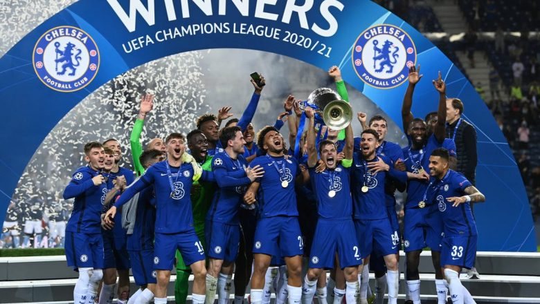 Chelsea overcome Manchester City to secure second Champions League trophy