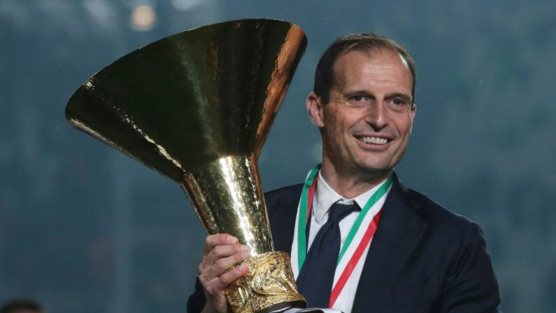 Massimiliano Allegri to replace Andrea Pirlo in return to the club as manager