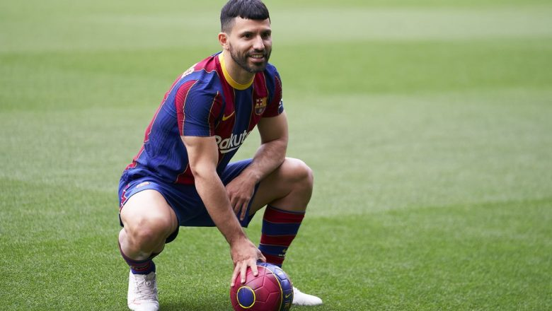 Aguero to miss World Cup qualifiers after testing positive for Covid-19