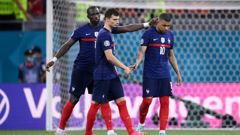 Mbappé apologizes after penalty fail sends France out of Euro 2020