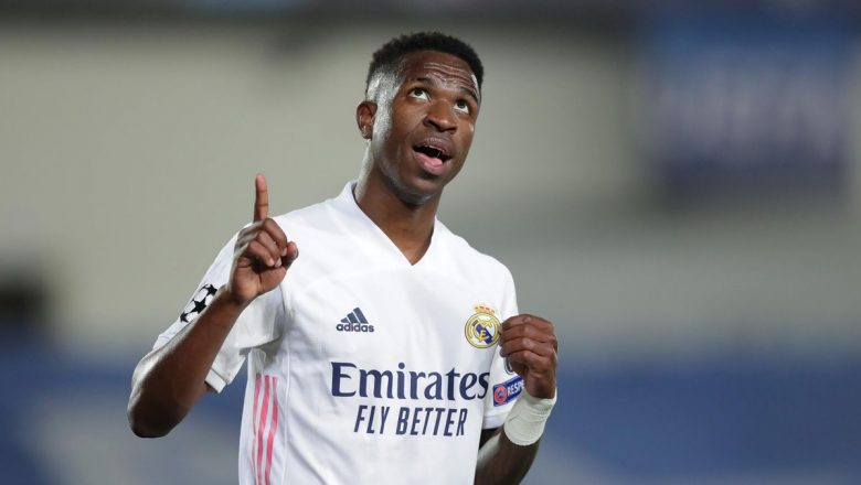 Real Madrid offer Vinicius to Manchester United