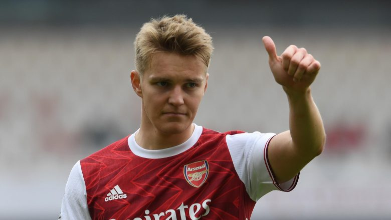 Arsenal confirmed permanent signing of Martin Odegaard from Real Madrid