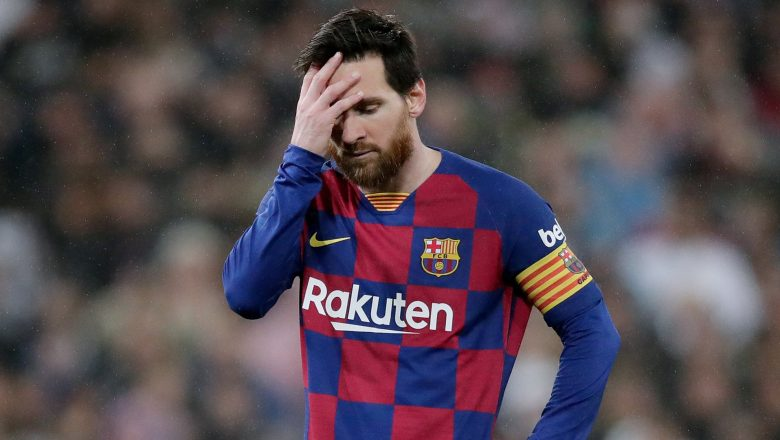 Barcelona confirm Lionel Messi will not be signing a new deal