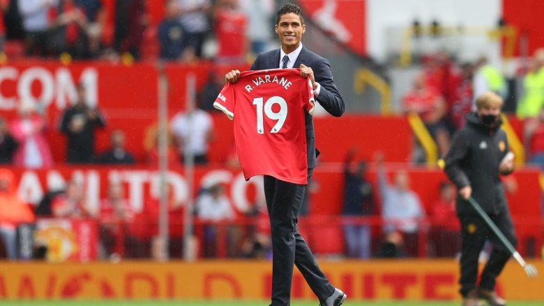 Raphael Varane reveals how Sir Alex Ferguson tried to sign him for Man Utd in 2011