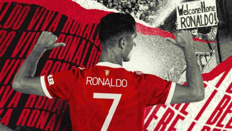 Cristiano Ronaldo breaks shirt sales record after Man Utd return