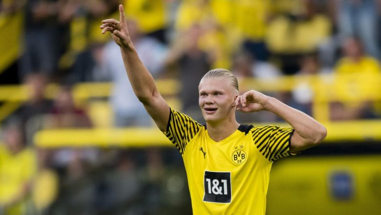 Real Madrid leads the battle to sign Erling Haaland