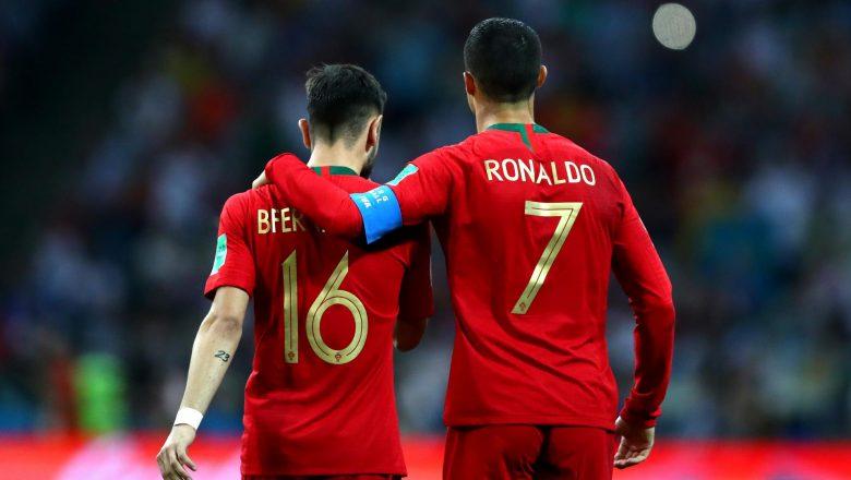 Ronaldo will help Man Utd win titles, claims Fernandes