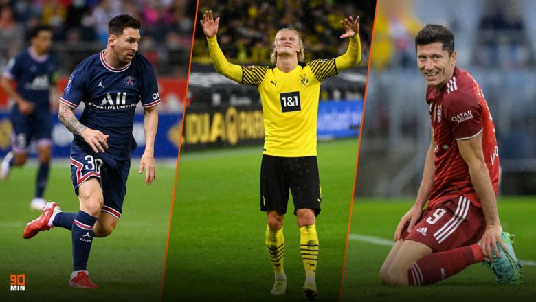 Champions League golden boot contenders – ranked